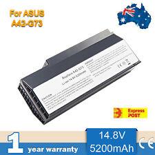14.8V Battery for ASUS G53 G53JW G53Sw G53Sx G73 G73Jh G73Jw VX7 A42-G73 5.2Ah
