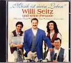 CD Willi Seitz und seine Freunde - Musik ist mein Leben - Warner 1994