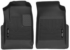 Husky Liners X-Act Contour Floor Mats - 2pc - 53121 - Colorado/Canyon 2015-2017