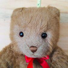 "GUND Vintage 1986 Collectors Classics Sitting 13""   Teddy Bear Plush Brown"