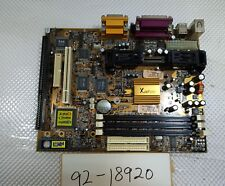 - Xcel 2000 SIS  Slot 1 AT Motherboard