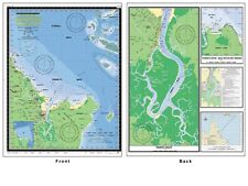 QLD Cairns, Trinity Bay & Trinity Inlet Offshore Marine Chart