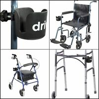 HOT SALE Drive Medical Universal Cup Holder Walker Cane Wheelchair EXTRAORDINARY