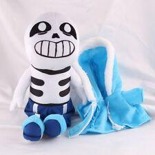 Anime Undertale Sans Papyrus Plush Doll Toy Pillow Cushion Kawaii 30cm Gift