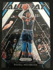Russell Westbrook 2018-19 Panini Prizm #9 All Day Fast Break Parallel