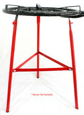La Ideal Adjustable Tripod Stand for Paella Burners  - Reinforced