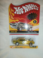 HOT WHEELS  ONLINE EXCLUSIVE SERIES ONE #012 NITTY GRITTY KITTY 2001 H1 H8