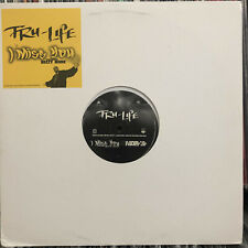 "TRU-LIFE - I MISS YOU / WE CAN'T LOSE (12"")  2001!!  RARE!!  BIZZY BONE THUGS!!!"