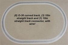 Lionel FASTRACK 40 X 60 OVAL track WITH TERMINAL BRAND NEW ~SALE