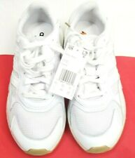 Adidas Tresc Run J Running Shoes White EF8108 Size 7 Men and Boys New with Tag