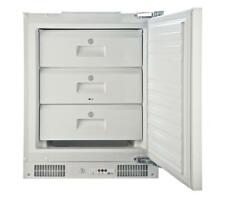 Hoover HBFUP130K 60cm Integrated Under Counter Freezer in White