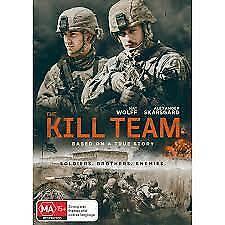 Kill Team DVD ****NEW SEALED**** REGION 4