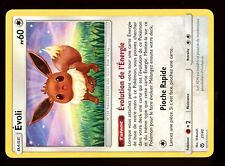 PROMO POKEMON MAC DO FRANCAISE 2018 MCDONALD'S SL CARD N° 37/40 EVOLI ( EEVEE )