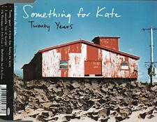 SOMETHING FOR KATE - TWENTY YEARS CD SINGLE 5 TRACKS 2001 REMIX, LIVE TRACKS