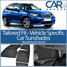 BMW X1 5 DOOR 2010-2015 CAR WINDOW SUN SHADE BABY SEAT CHILD BOOSTER BLIND UV