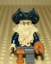 LEGO Davy Jones Pirates Of The Caribbean 4184 Black Pearl Minifig Minifigure
