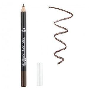 Avril Natural Organic EcoCert EyeBrow Pencil - Brown