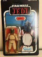 Vintage Star Wars 65 Back R5d4 Cardback Kenner ROTJ