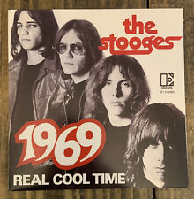 The Stooges - 1969 / Real Cool Time 45 Record 2009