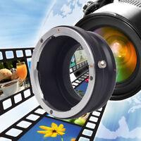 Professional Canon EF Lens to Sony E-Mount NEX3 NEX5 Camera Adapter Ring EOS-NEX