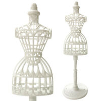 New dress form clothing clothes gown display mannequin model stand Barbie Doll