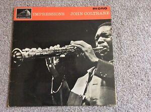 John Coltrane - Impressions . CLP 1695