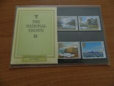 1981  THE NATIONAL TRUST   PRESENTATION PACK (No127) IN MINT CONDITION