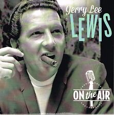 JERRY LEE LEWIS - ON THE AIR (1960s Saturday Club etc etc) - RARE IMPORT CD