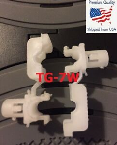 Dodge Tailgate clips 2002 - 2010 also fits General motors vehicles  1-Pair  TG-7