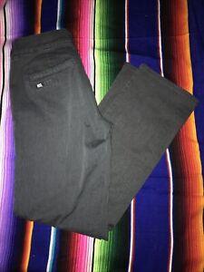 Tillys RSQ Mens London Skinny Charcoal Denim Jeans Sz18 28x30