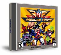 Freedom Force (Jewel Case) - PC [video game]
