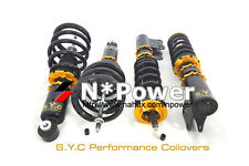SYC ADJUSTABLE DAMPER COILOVERS F&R SET FOR HOLDEN COMMODORE UTE VU VY