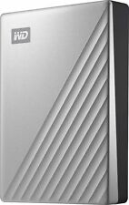 WD - My Passport Ultra for Mac 4TB External USB 3.0 Portable Hard Drive with ...