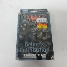 Plaid Hat Games Summoner Wars Bellor's Retribution Pack NEW