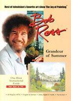 Bob Ross the Joy of Painting: Grandeur of Summer [New DVD]