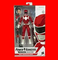 Power Rangers Lightning Collection - Mighty Morphin Red Ranger Action Figure