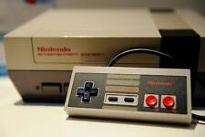 Refurbished Original NES Nintendo System Console - New 72 Pin, All Hookups NTSC