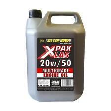 Aceites de motor 20W50 para vehículos