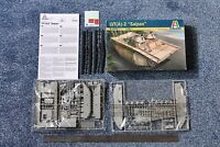 "Italeri 1:35 LTV(A)-2 ""Saipan"" Tank kit #6470"