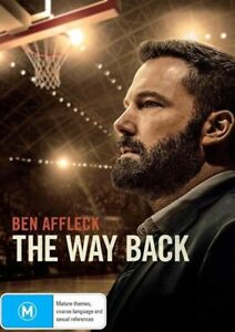 The Way Back : NEW DVD