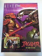 Alien vs Predator - Atari Jaguar - Replacement Case - No Game
