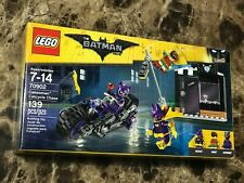 2017 Lego, The Batman Movie, Catwoman Catcycle Chase, Kit #70902, 139 Pcs,  New