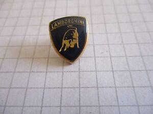 LAMBORGHINI VINTAGE PIN PRIVATE COLLECTION us19