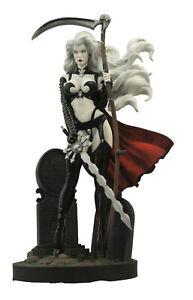 Lady Death III Femme Fatales Figure Statue Diamond Select NEW SEALED