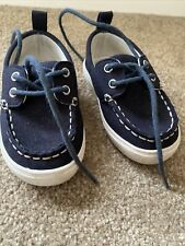Country Road Baby Shoes - Boat Shoes - Size 22