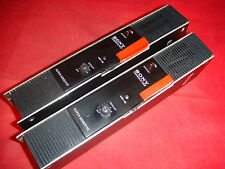 Vintage Rare SONY Transceiver Walkie-Talkie Handheld 2 way Radios ASIS UNTESTED