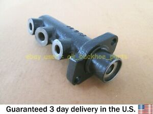 JCB BACKHOE - BRAKE MASTER CYLINDER (PART NO. 15/920389 15/920158 15/905504)