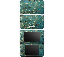 Vinyl Skin Decal Cover for Nintendo 3DS XL LL - Almond Branches in Bloom