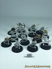 Goblin Warriors X14 - LOTR / Warhammer / Lord of the Rings A30