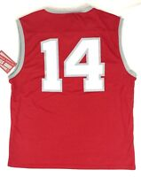 Ohio State Buckeyes New 14 Basketball Jersey Butler Rogers Radnovic Adult XL NWT